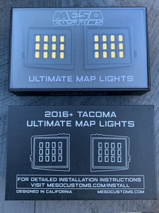 Ultimate Map Lights - 3rd Gen Tacoma by Meso Customs