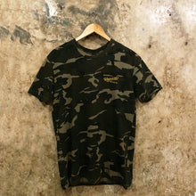 Load image into Gallery viewer, WAYWARD @ LOGO CAMO T-SHIRT