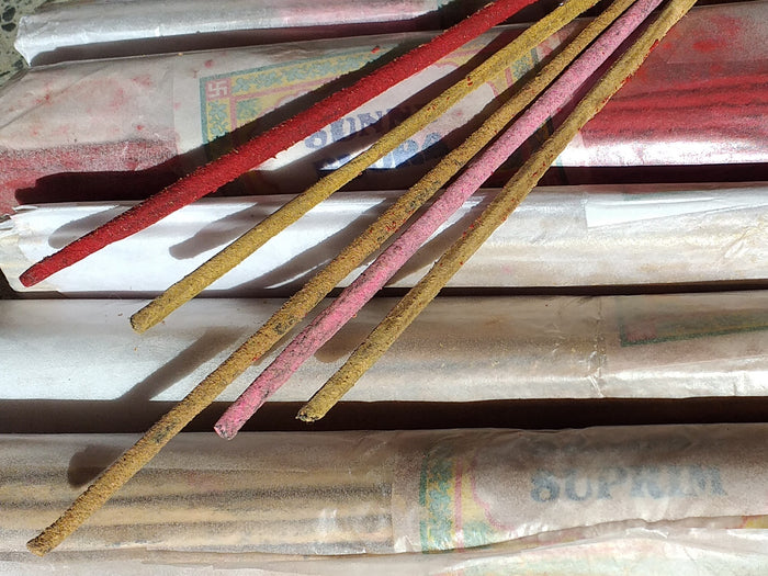 indian hand rolled insense sticks