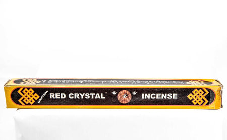 Tibetan Red Crystal Incense