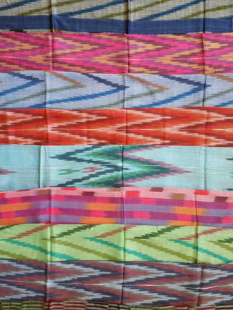 Scarf Ikat-Himalayan Trading Post Ltd