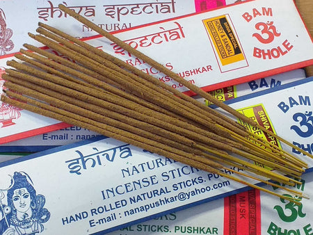 Bam Bhole Shiva Special Incense