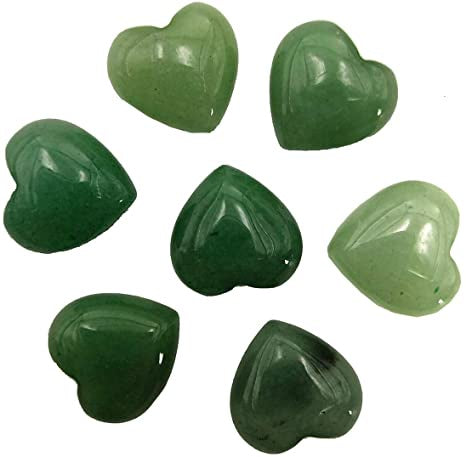 Aventurine Heart Mini
