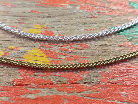 Link Chain Necklace-Himalayan Trading Post Ltd