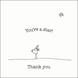 You're A Star Gift Card