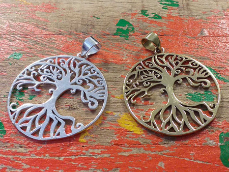 Tree of Life Roots Pendant-Himalayan Trading Post Ltd