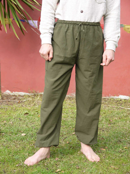 Cotton Harem Pants-Himalayan Trading Post Ltd
