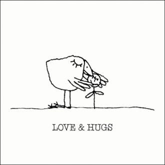 Love And Hugs Gift Card