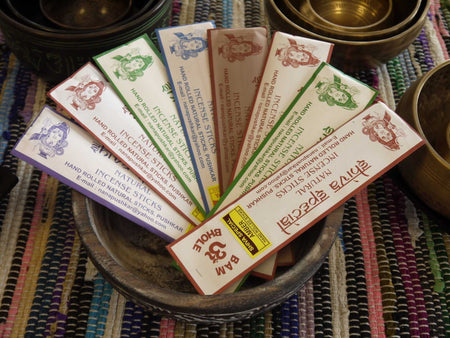 Bam Bhole Shiva Special Incense-Himalayan Trading Post Ltd