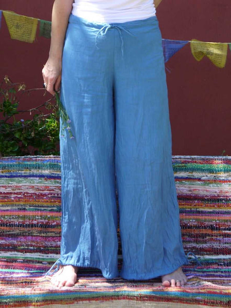 Cotton Beach Pants