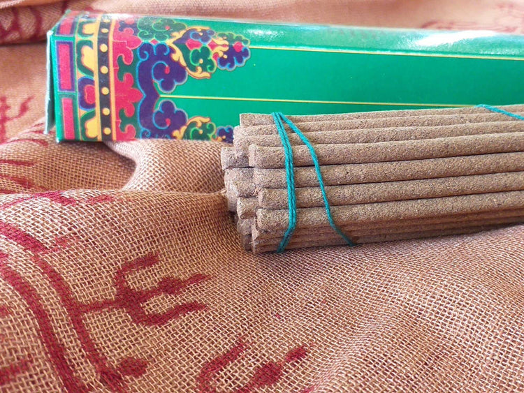 Pure Land Tibetan Meditation Incense-Himalayan Trading Post Ltd