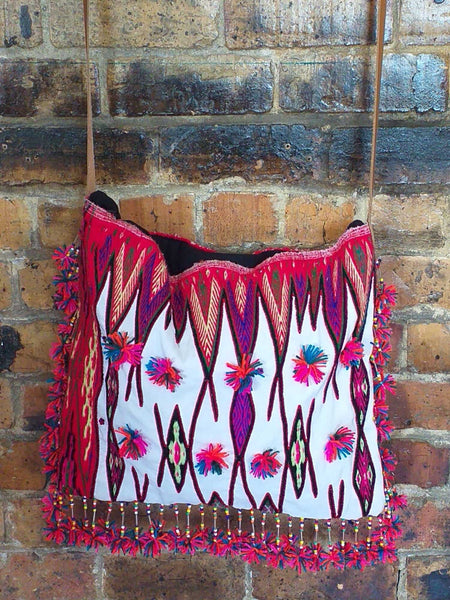 Hill Tribe Zigzag Bag