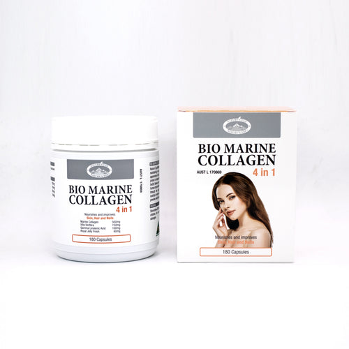 Bio Marine Collagen (180 Caps)