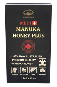 Medi Manuka Honey PLUS - Silymarin (15ml x 30ea)