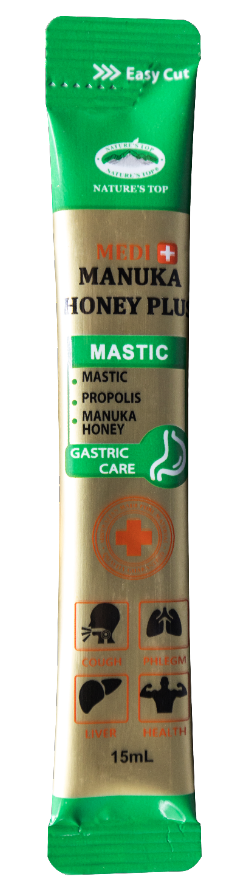 Medi Manuka Honey PLUS - Mastic (15ml x 30ea)