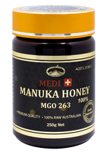 Load image into Gallery viewer, Medi Mankua Honey MGO263+ 250ml