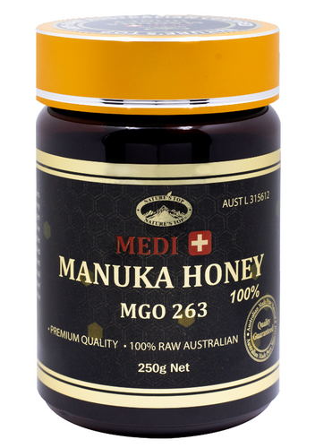 Medi Mankua Honey MGO263+ 250ml
