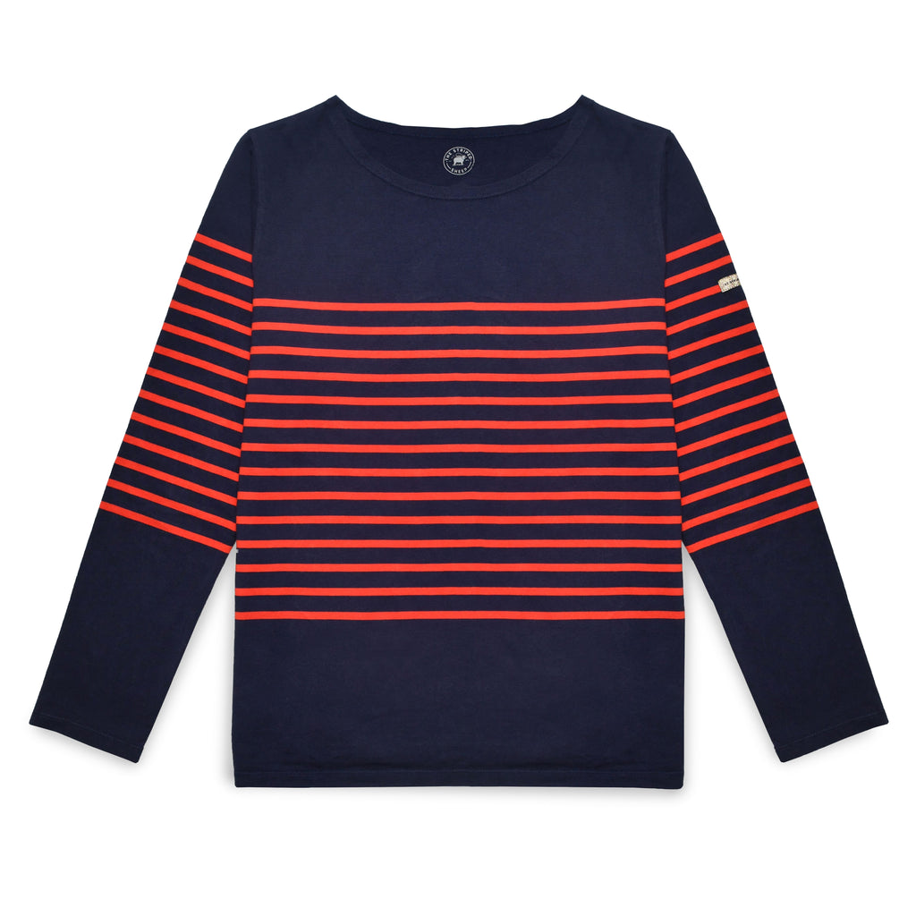 The Pablo - Navy / Red