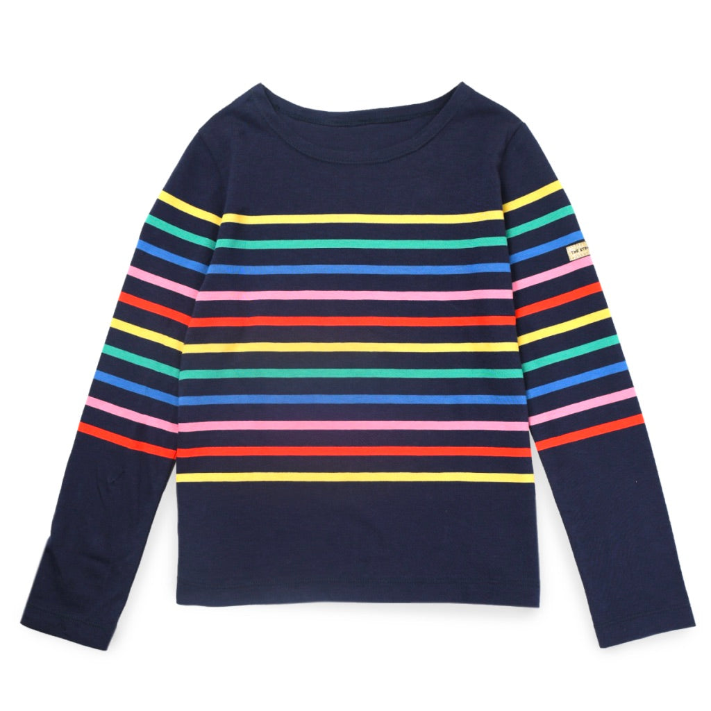 The Mini Pablo - Navy/Rainbow