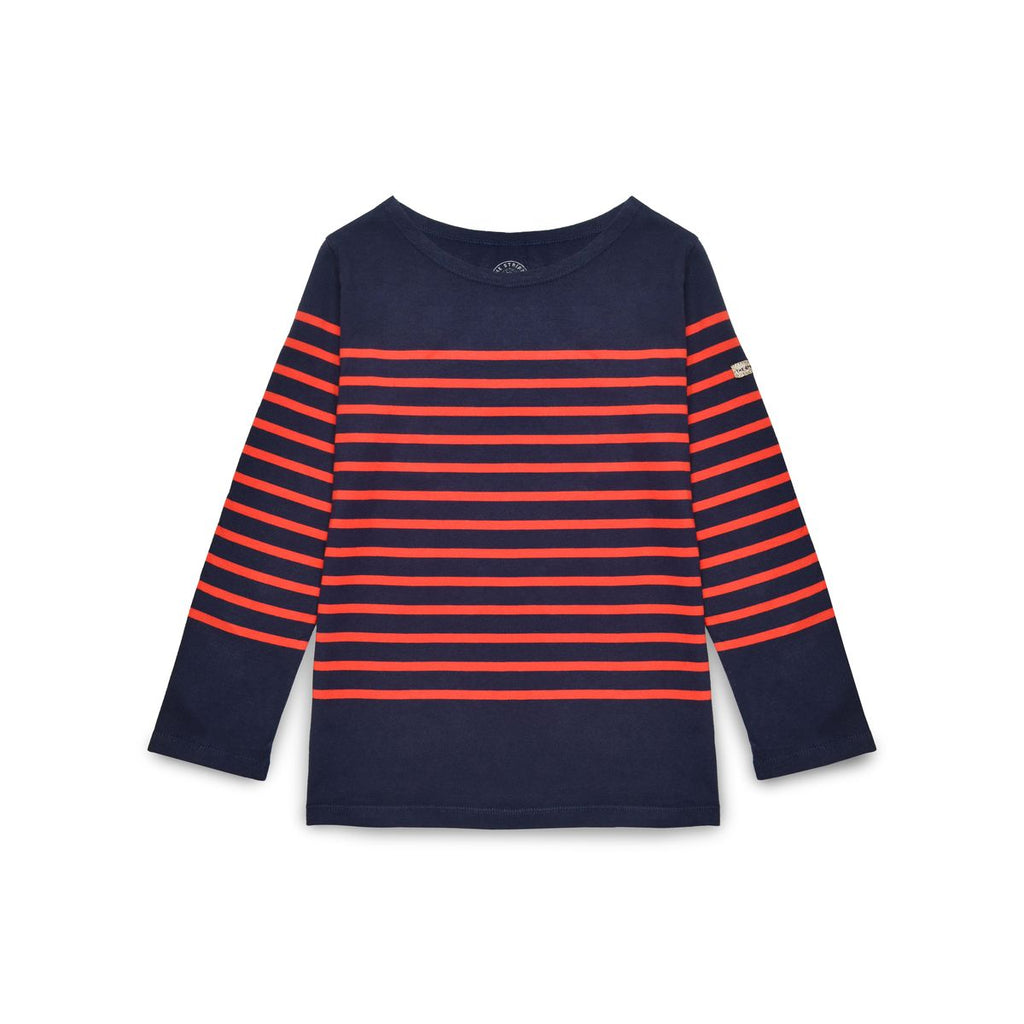 The Mini Pablo - Navy/Red
