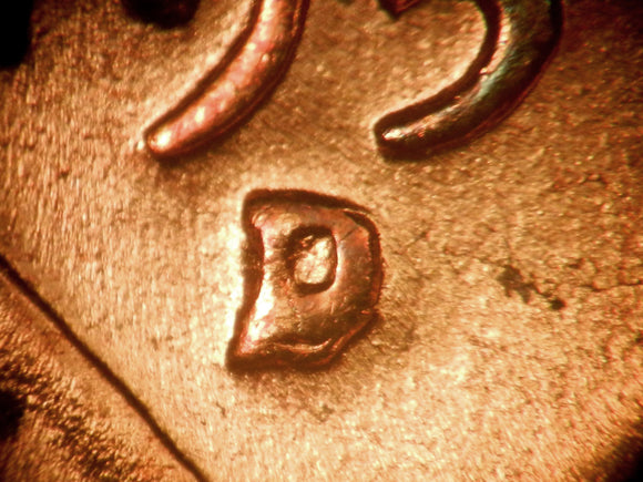 1957-D Lincoln cent RPM-003 - Ch-GEM BU