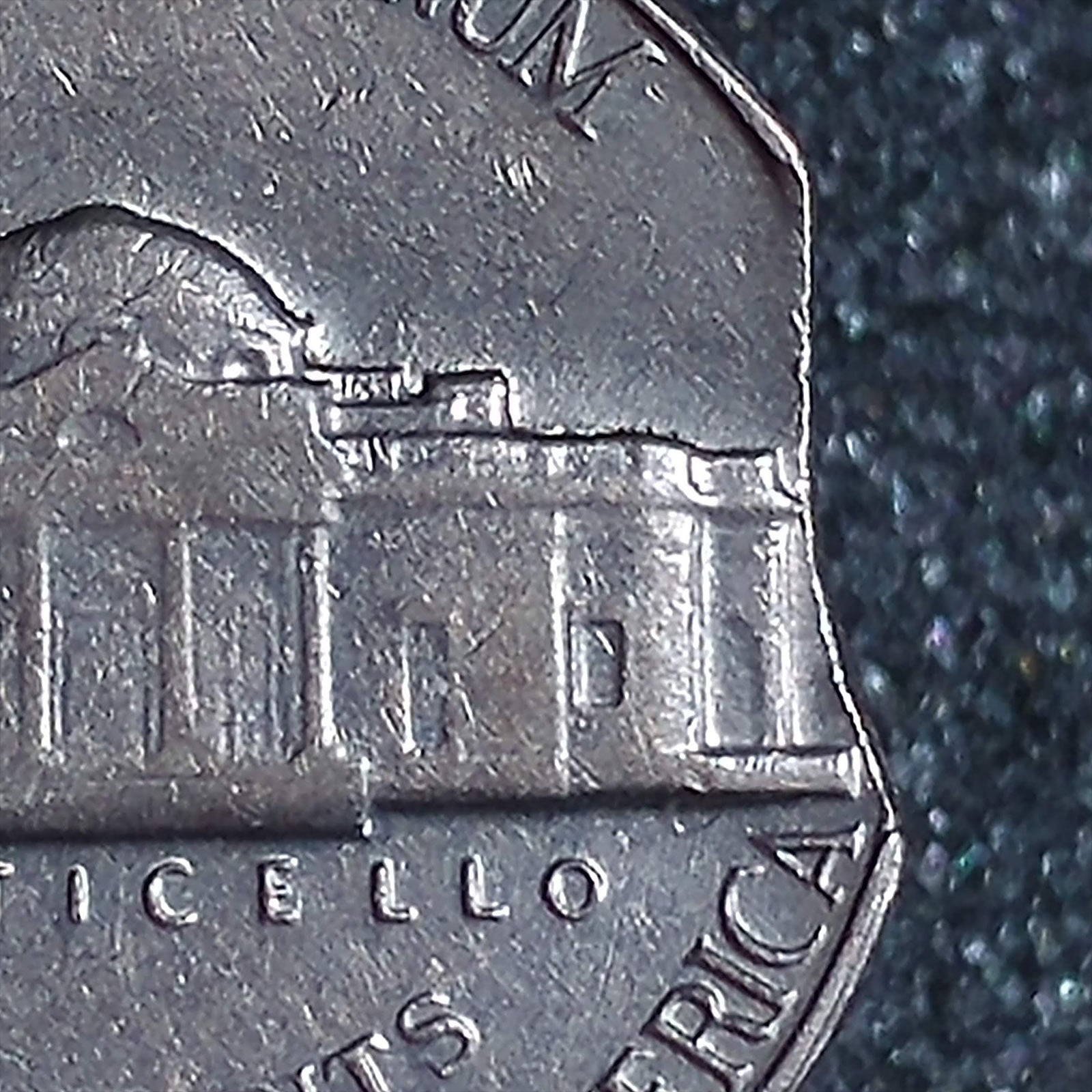 1964D JEFFERSON NICKEL BU.
