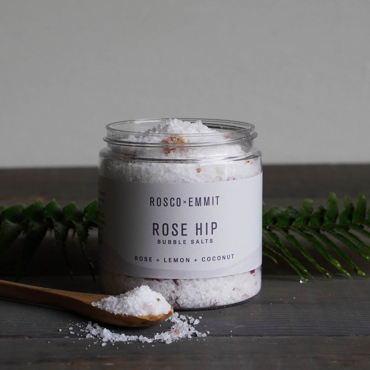 Rose Hip Bubble Salts