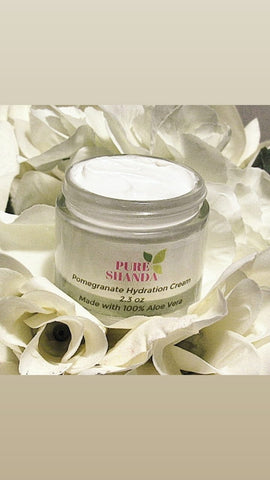 Pomegranate Hydration Cream (Sensitive Skin)