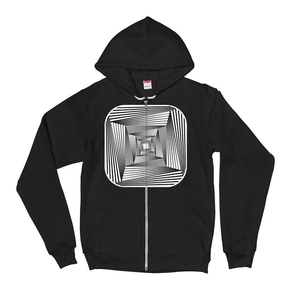 Entering the 5th Dimension Hoodie Sweater - Thienna's Sweet Life