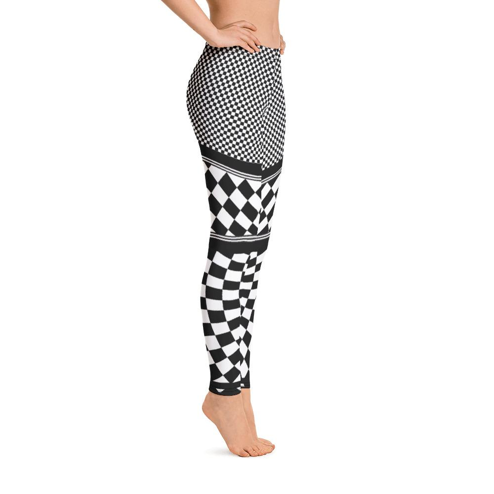 Gorgeous Classic Checkered Style Leggings - Thienna's Sweet Life