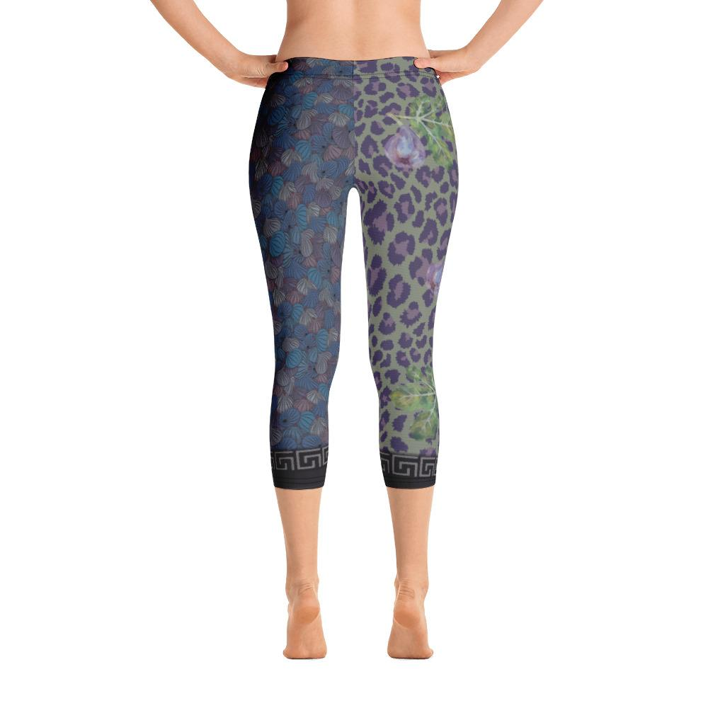 Wild Figs Capri Leggings - thiennas-sweet-life