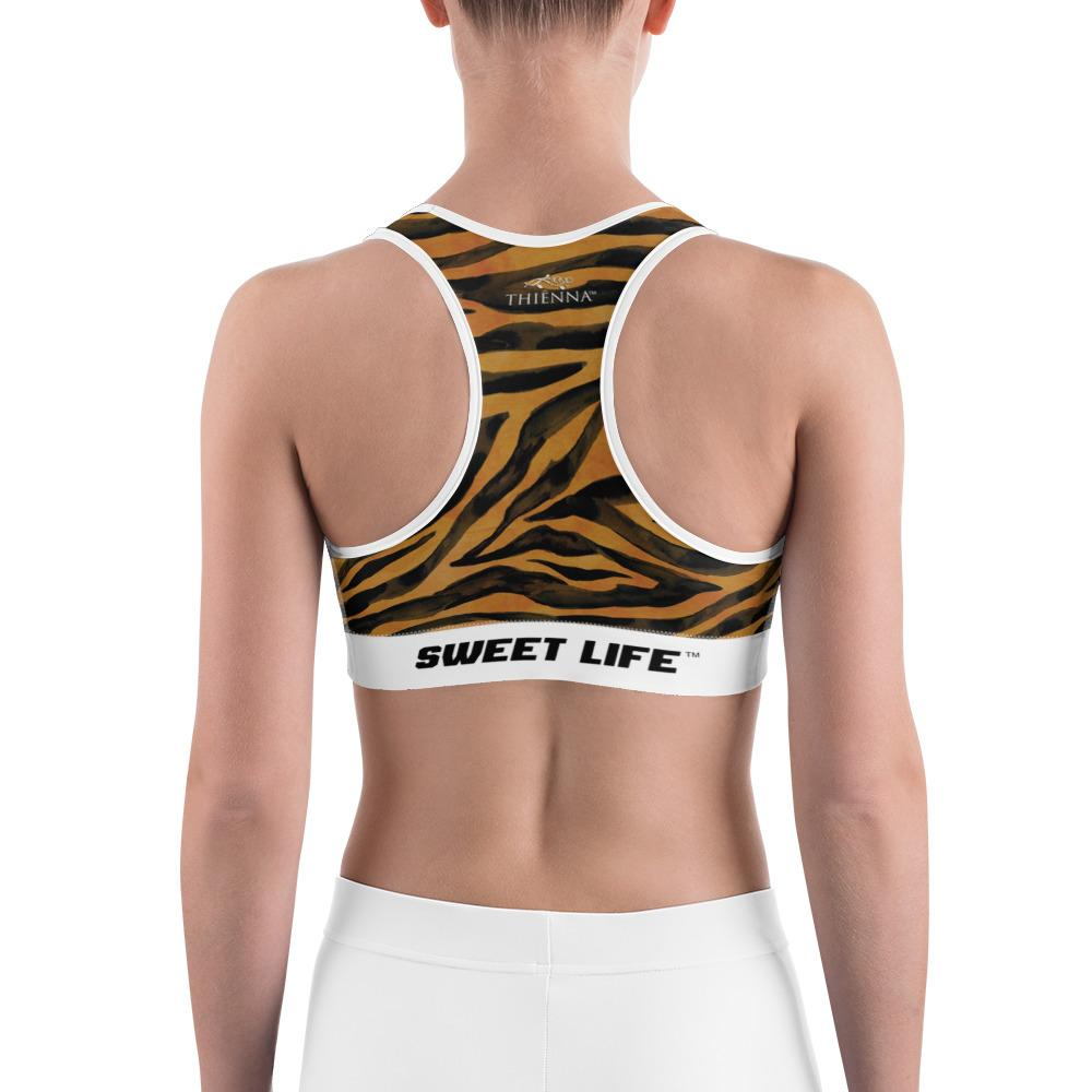 Tiger Sports Bras - Thienna's Sweet Life