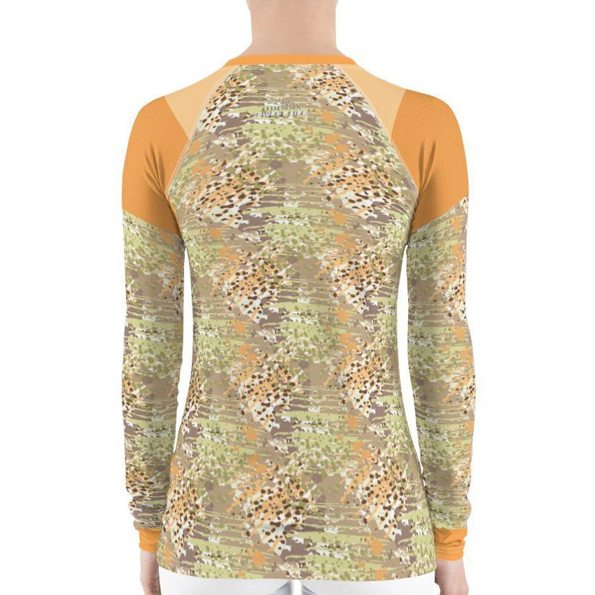 Highnoon Jungle Women's Rash Guard T-Shirts - thiennas-sweet-life