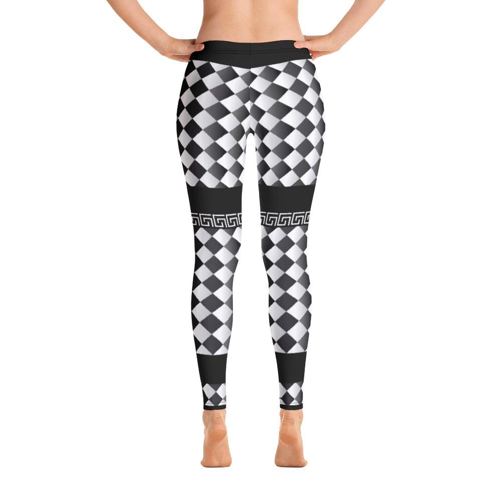 Chessboard Leggings - Thienna's Sweet Life