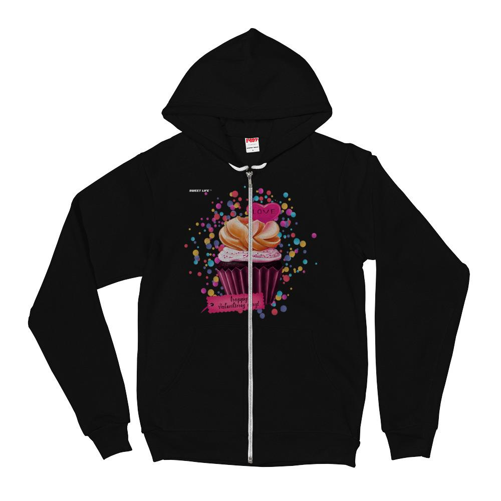 Happy Valentine Hoodie Sweater - thiennas-sweet-life