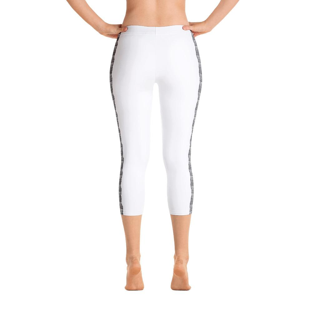 White Capri Leggings (Solid Colors) - thiennas-sweet-life