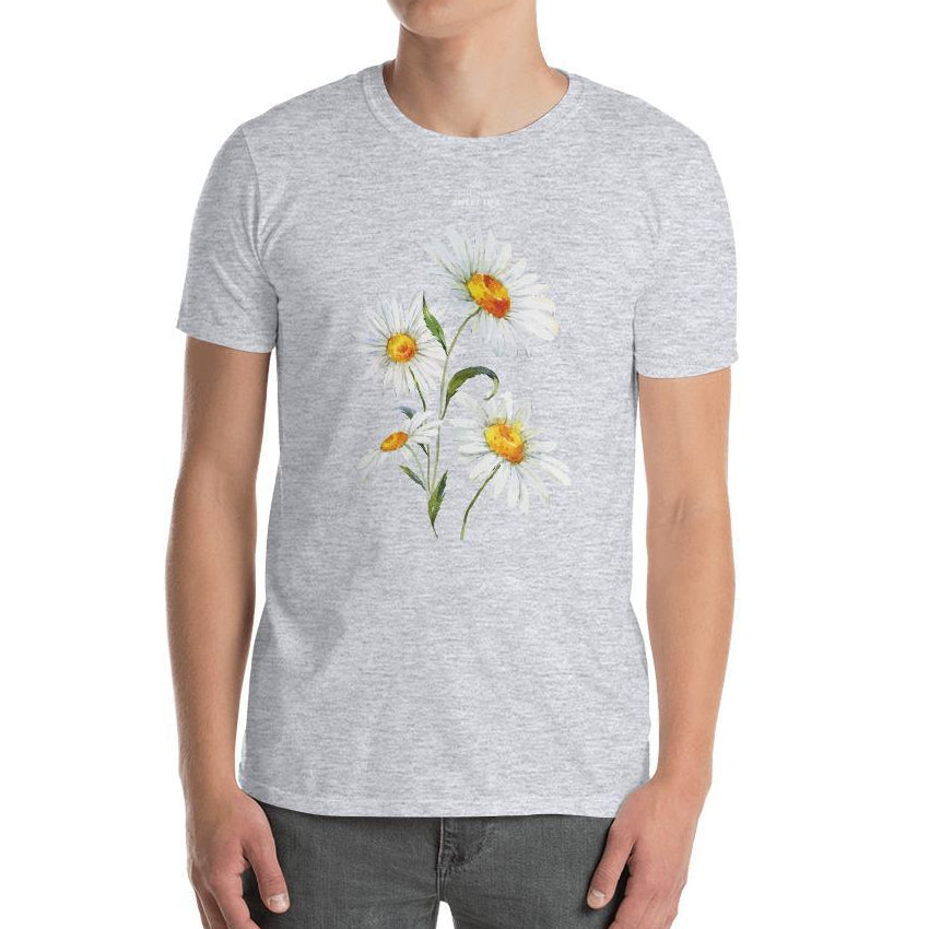 Daisy Short-Sleeve Unisex T-Shirt - thiennas-sweet-life