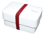 BENTO-BOX RECTANGLE White