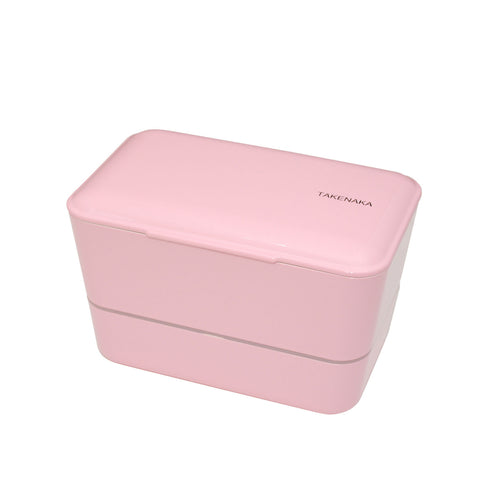 BENTO-BOX EXPANDED DOUBLE Candy Pink
