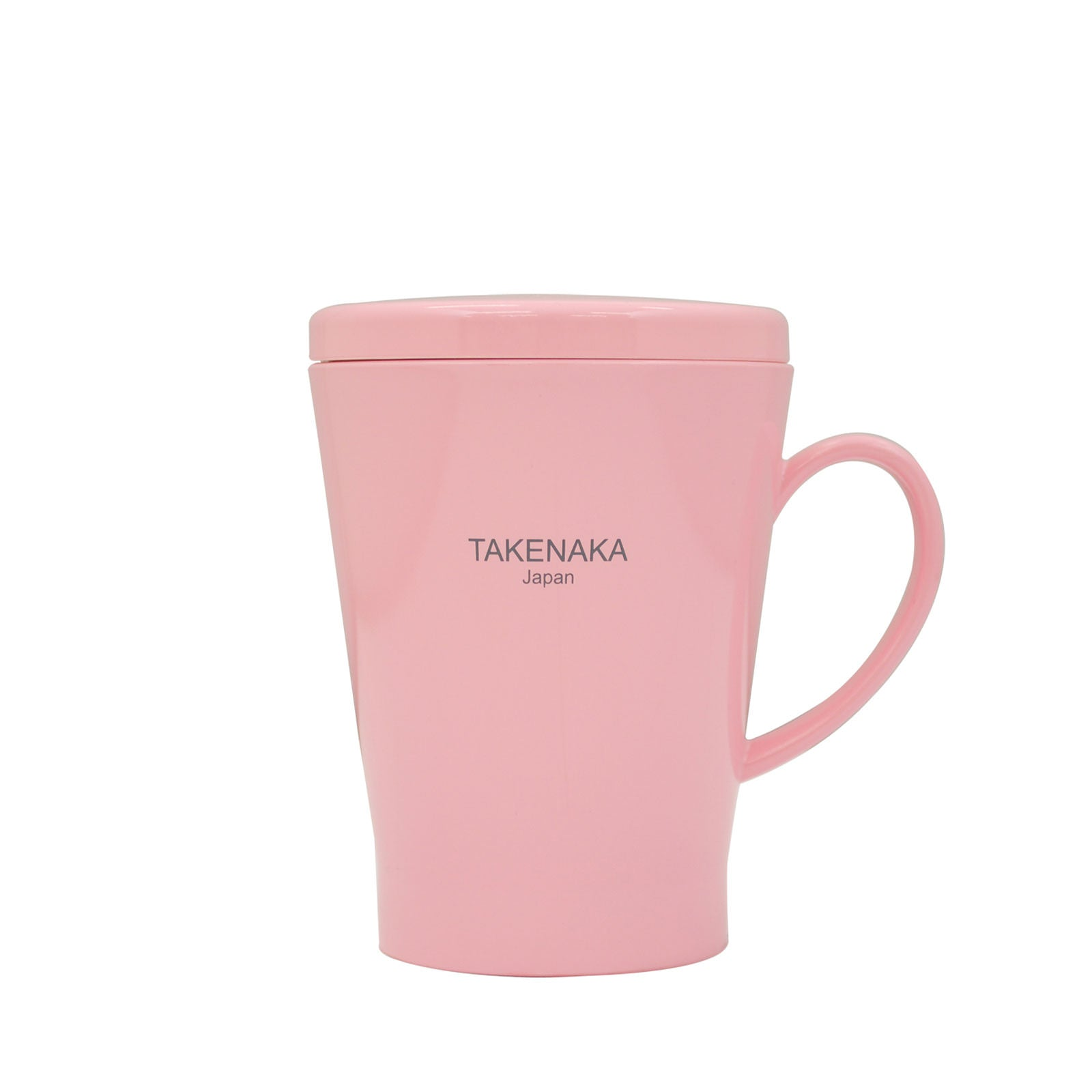 CUP WITH A LID Candy Pink