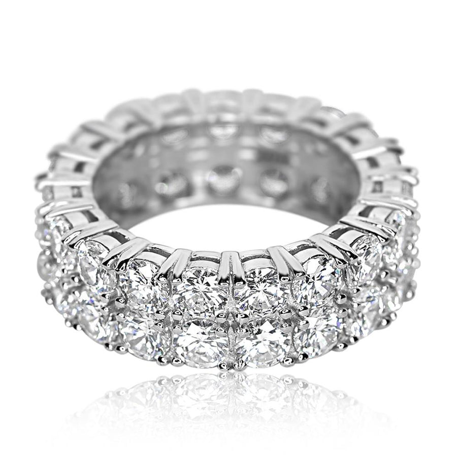 Savage Eternity Band Ring