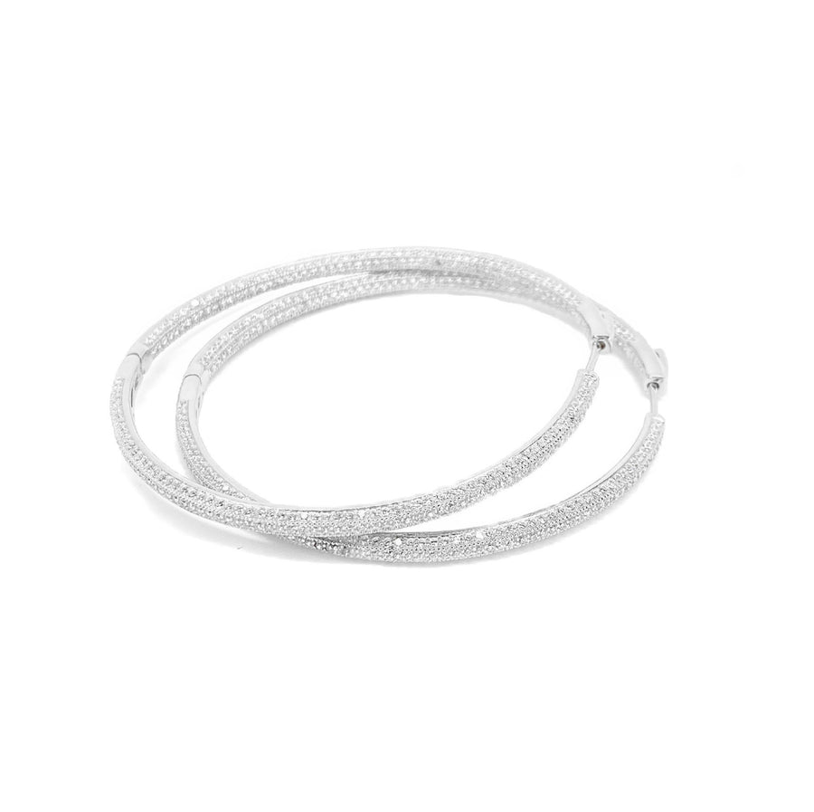 ZJ Classic Hoop Earrings