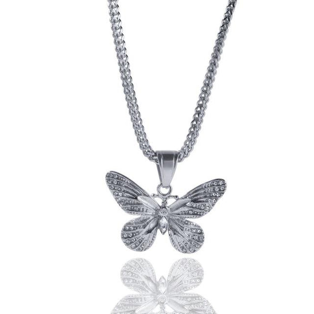 Classic Butterfly Necklace