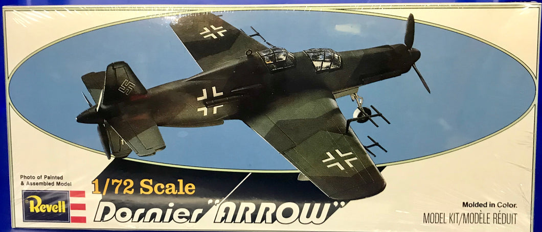 Dornier Do-335 Arrow    1/72 Revell Item H-96