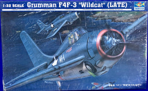 "Grumman F4F-3 ""Wildcat"" (Late)  1/32 Scale 2006 Issue"