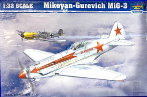 Mikoyan-Gurevich MiG-3  1/32 Scale 2004 Issue