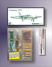 Load image into Gallery viewer, Cessna 335 1/72 Resin Kit by Gremlin