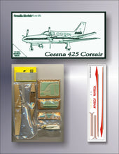 Load image into Gallery viewer, Cessna Corsair 1/72 Resin Kit by Gremlin