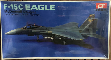 F-15C Eagle 1/72  1989 Issue