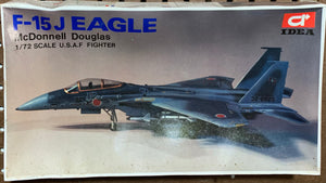 F-15J Eagle 1/72  1989 Issue